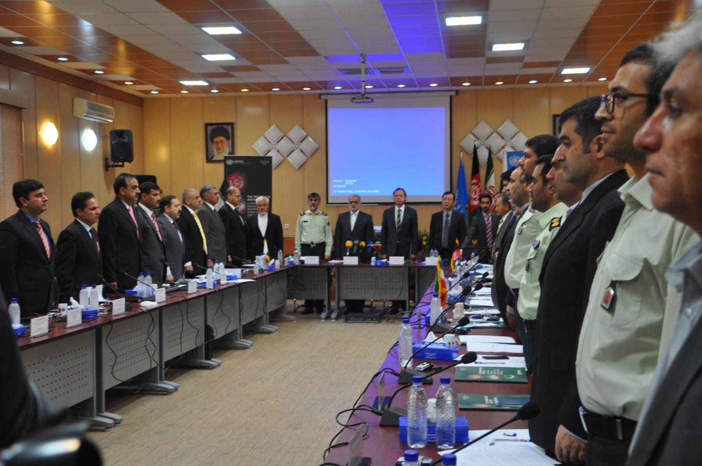 Pemulihan Kerja Sama Iran, Afganistan dan Pakistan Untuk Memerangi Peredaran Narkoba