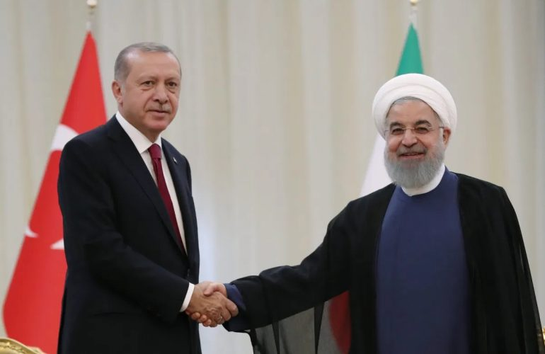 Tingkatkan Hubungan Bilateral Iran Dan Turki Untuk Penguatan Daerah Perbatasan