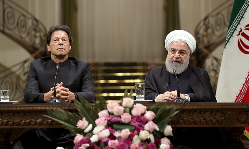 Iran Meluaskan Hubungan Kerjasama Keamanan Perbatasan dengan Pakistan