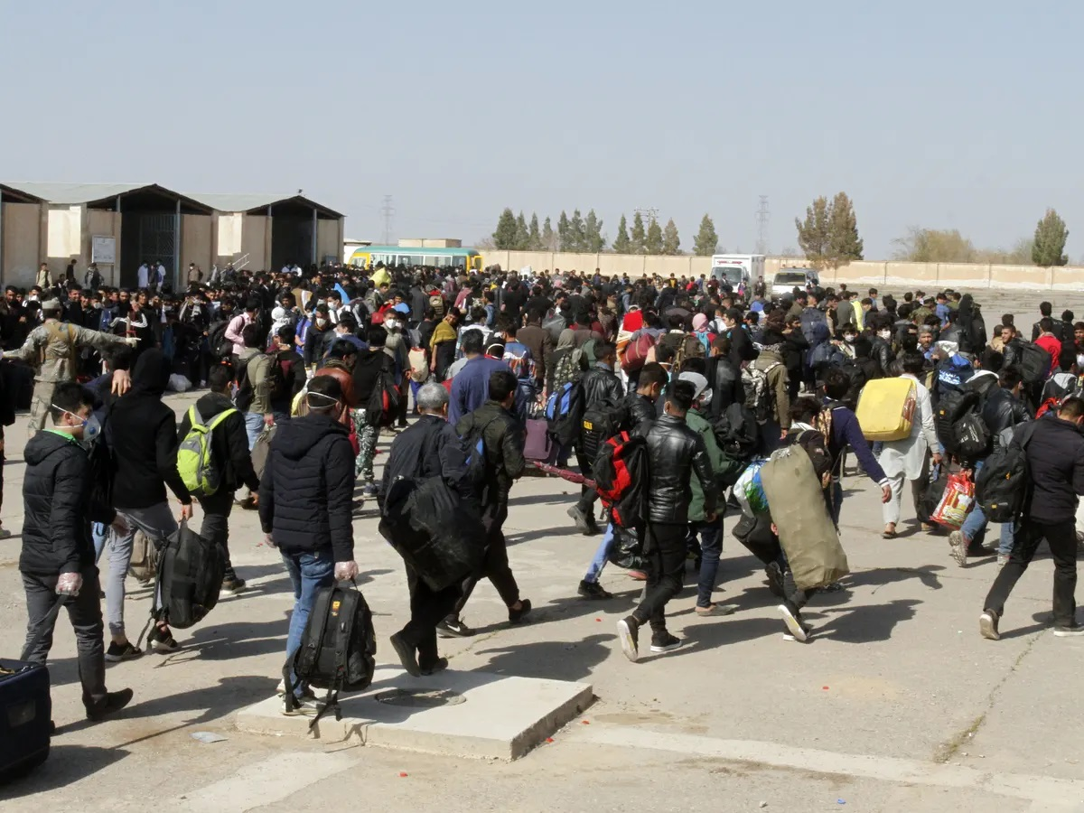Iran Menutup Kerjasama Perbatasan dengan Negara Afghanistan