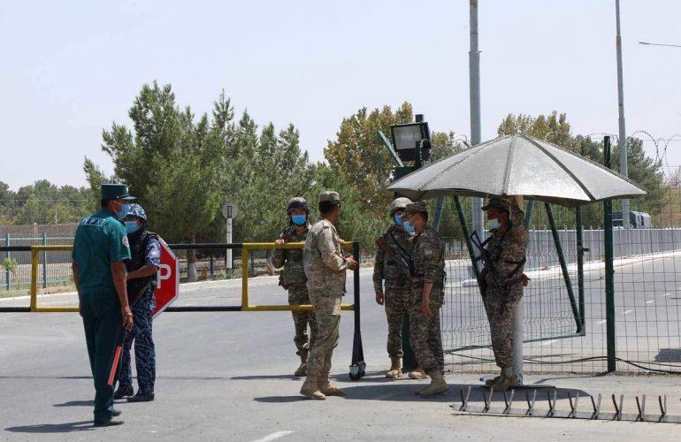 Iran Membangun Camp Penampungan di Kawasan Perbatasan