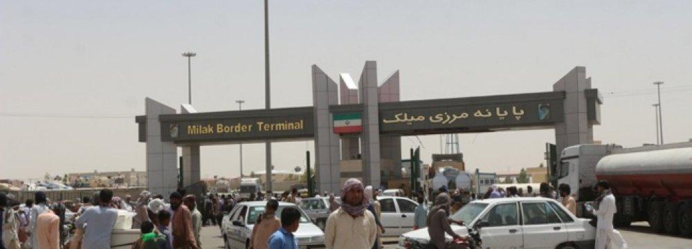 Peranan Kerjasama Daerah Perbatasan Iranian dengan Negara Sekitar
